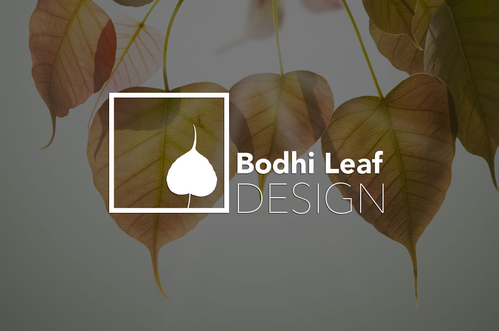 Bodhi Leaf Design Jonna Sanders Website Amp Graphic